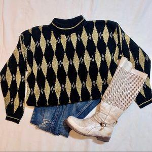 Vintage | Oversized Grandpa Sweater